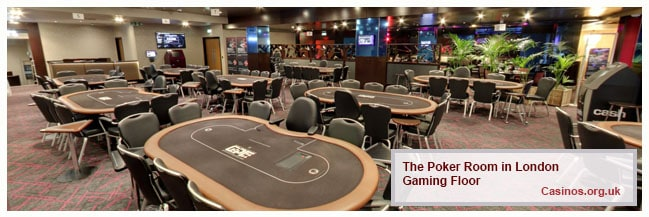 Uk Poker Rooms