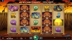 African Quest Online Slot Machine - Free Play & Review 1