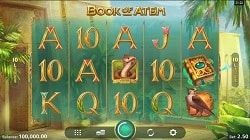 Book of Atem Online Slot Machine - Free Play & Review 108