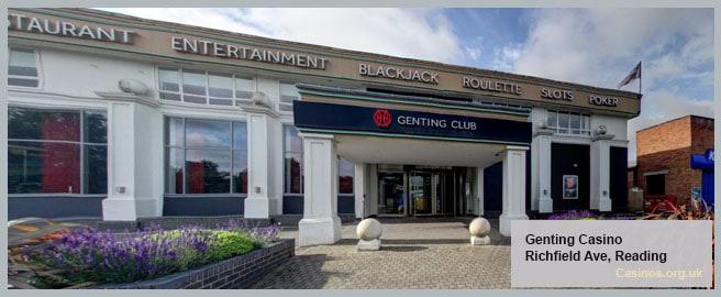 Kasino Genting di Reading View Outdoor