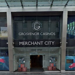 Grosvenor Casino Merchant City in Glasgow