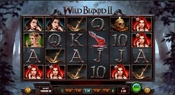 Wild Blood II Online Slot Machine - Free Play & Review 101