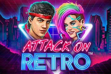 Attack on Retro screenshot 1