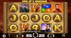 King of 3 Kingdoms Online Slot Machine - Free Play & Review 96