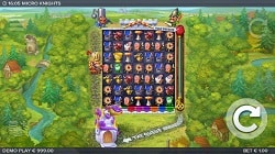 Micro Knights Online Slot Machine - Free Play & Review 1