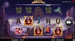 Rise of the Mountain King Online Slot Machine - Free Play & Review 87