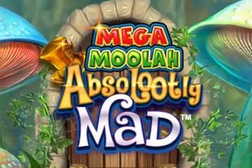 Absolootly Mad: Mega Moolah screenshot 1