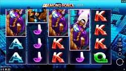 Diamond Force Online Slot Machine - Free Play & Review 1