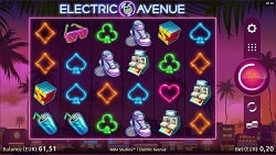 Electric Avenue Online Slot Machine - Free Play & Review 7
