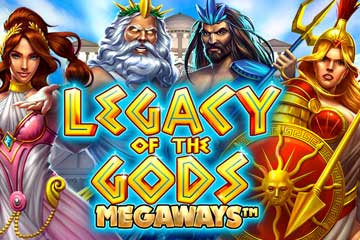 Legacy of the Gods Megaways  screenshot 1