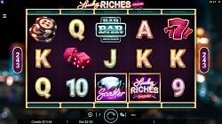 Lucky Riches Hyperspins screenshot 2