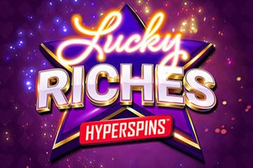 Lucky Riches Hyperspins screenshot 1