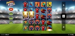 Football Star Deluxe Online Slot Machine - Free Play & Review 68