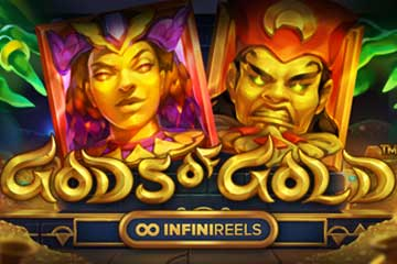 Gods of Gold INFINIREELS screenshot 1
