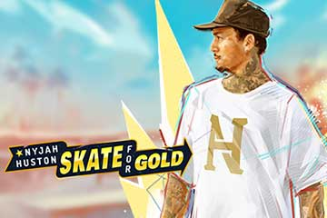Nyjah Huston: Skate for Gold screenshot 1