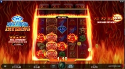 Diamond Inferno Online Slot Machine - Free Play & Review 48