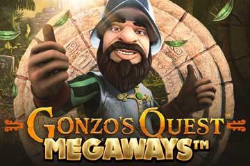 Gonzos Quest Megaways screenshot 1