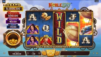 Noble Sky Slot Machine - Free Play & Review 22