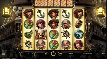Rage of the Seas Slot Machine - Free Play & Review 1