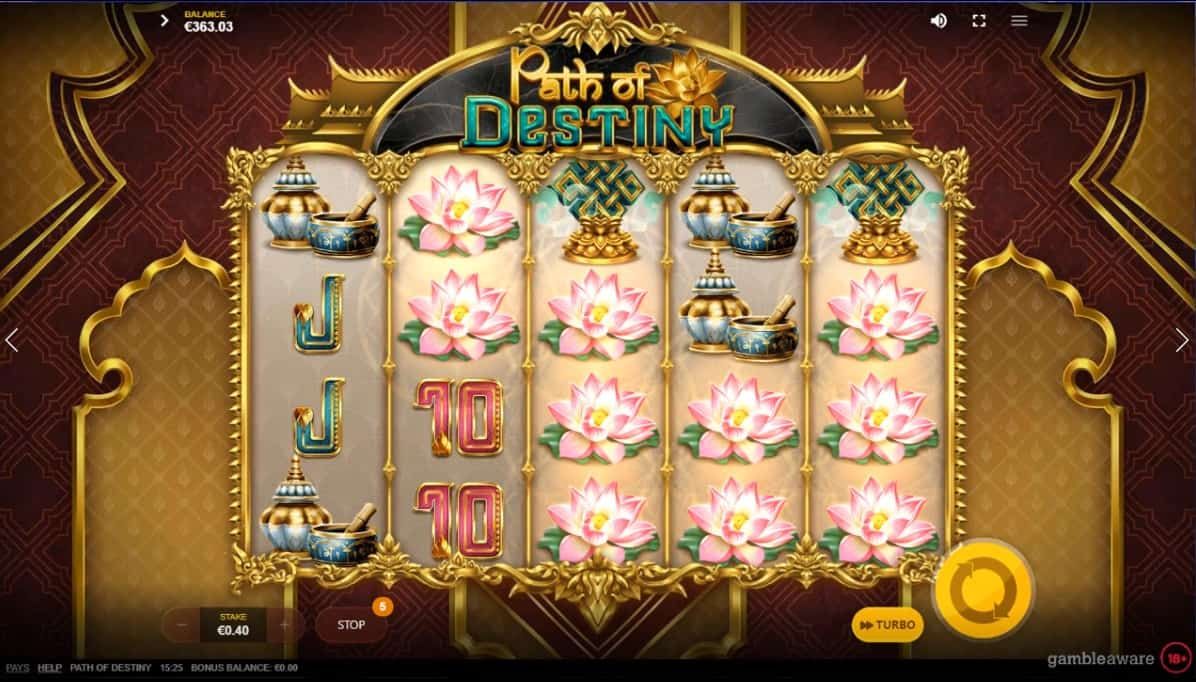 Path of Destiny Slot Machine - Free Play & Review 15