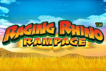 Raging Rhino Rampage screenshot 1