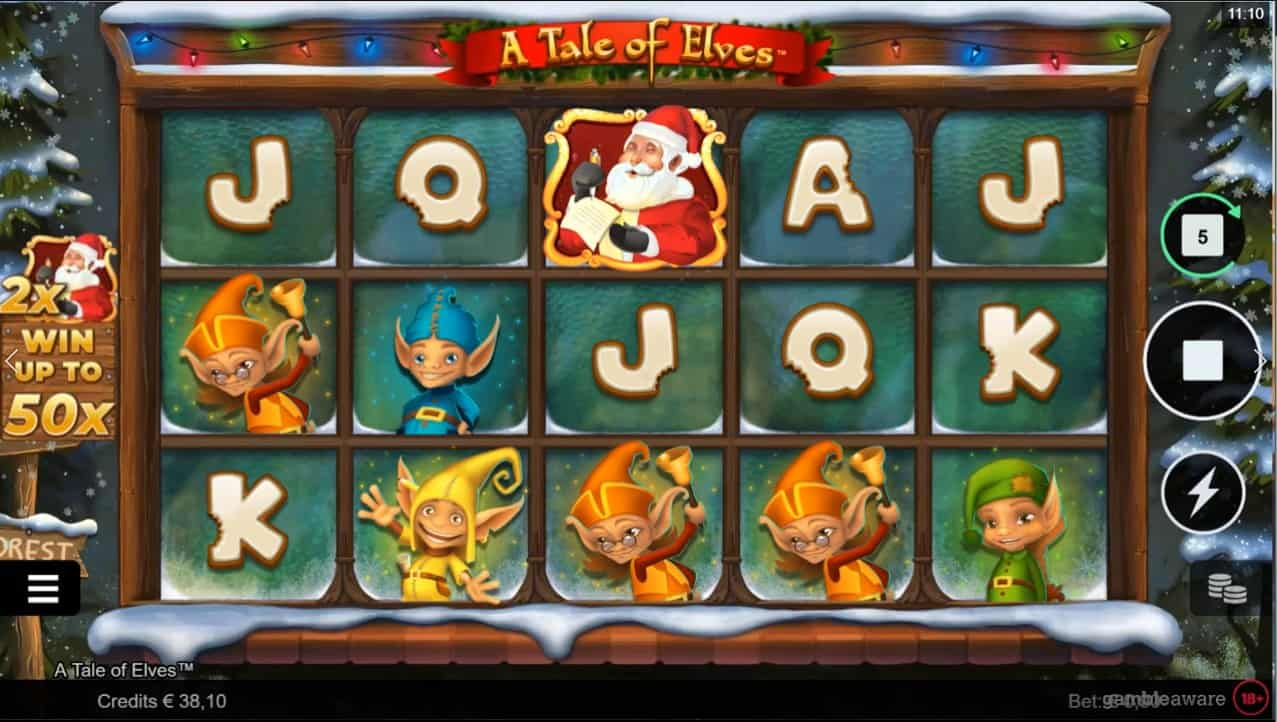 A Tale of Elves Slot Machine - Free Play & Review 9