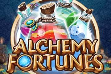 Alchemy Fortunes  screenshot 1