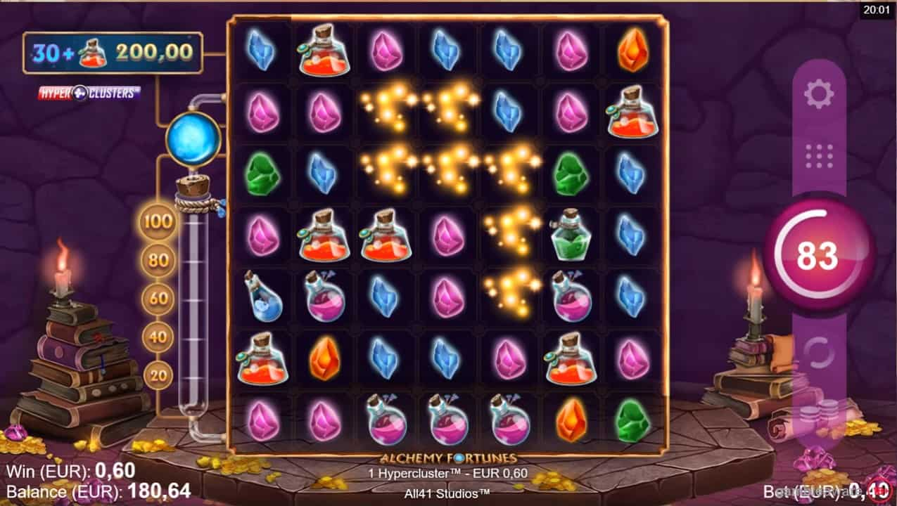 Alchemy Fortunes Slot Machine - Free Play & Review 8