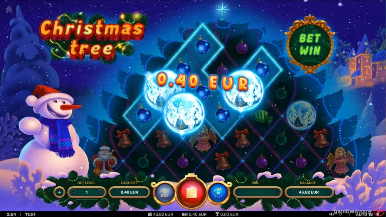 Christmas Tree Slot Machine - Free Play & Review 1