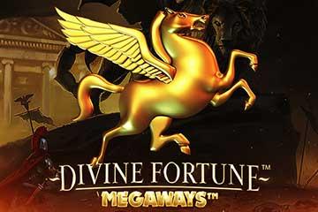 Divine Fortune Megaways screenshot 1
