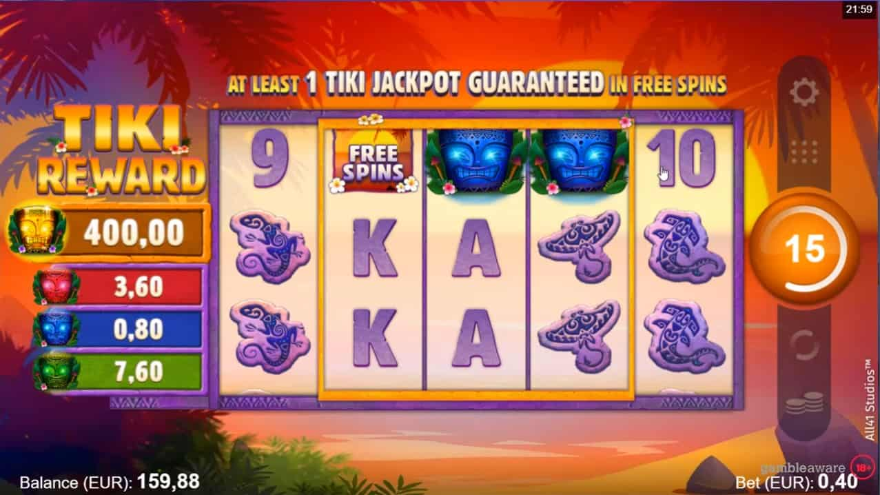 Aloha! Christmas Slot Machine - Free Play & Review 6