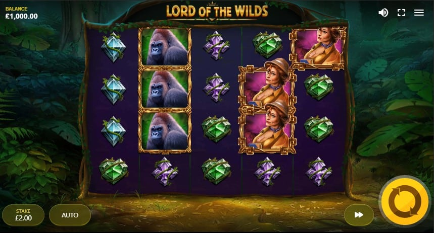 Lord of the Wilds screenshot 2