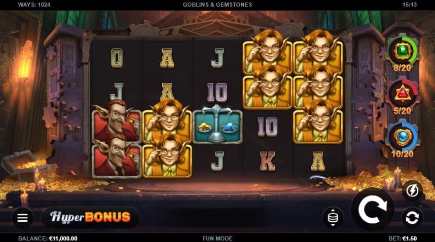 Goblins & Gemstones screenshot 2