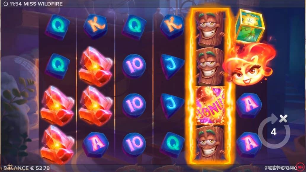 Miss Wildfire  screenshot 2