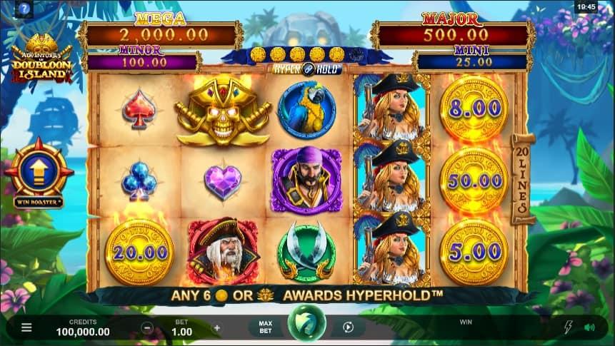 Adventures of Doubloon Island screenshot 2