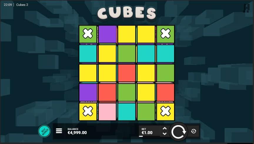 Cubes 2 screenshot 2