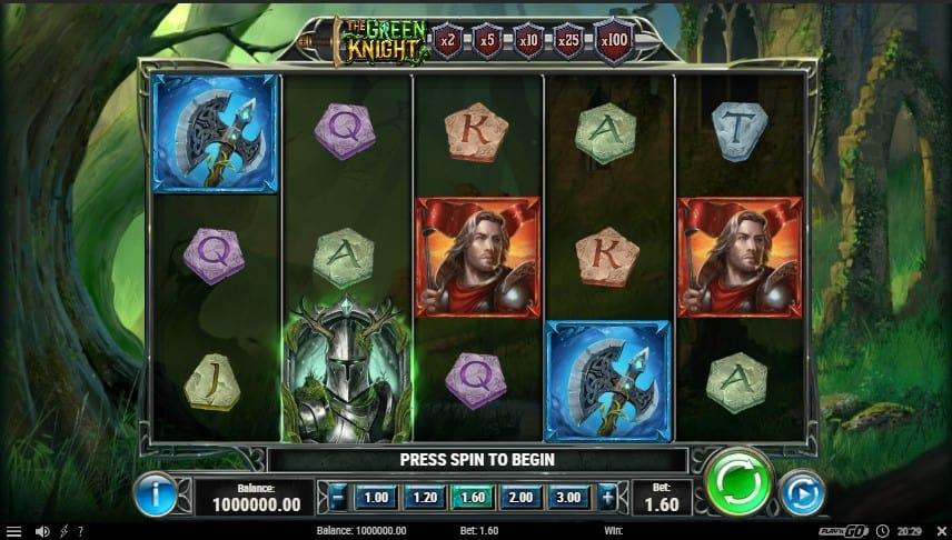 The Green Knight  screenshot 2
