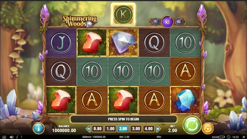 Shimmering Woods Slot Machine - Free Play & Review 1