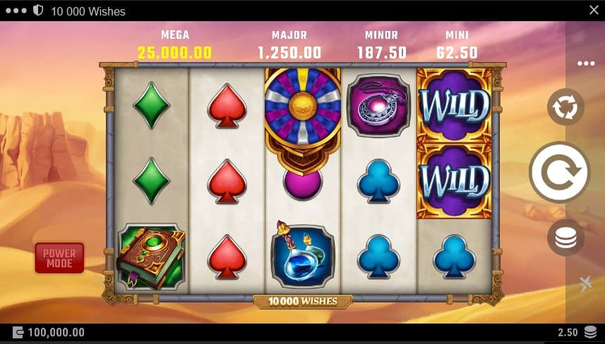 10000 Wishes Slot Machine - Free Play & Review 1