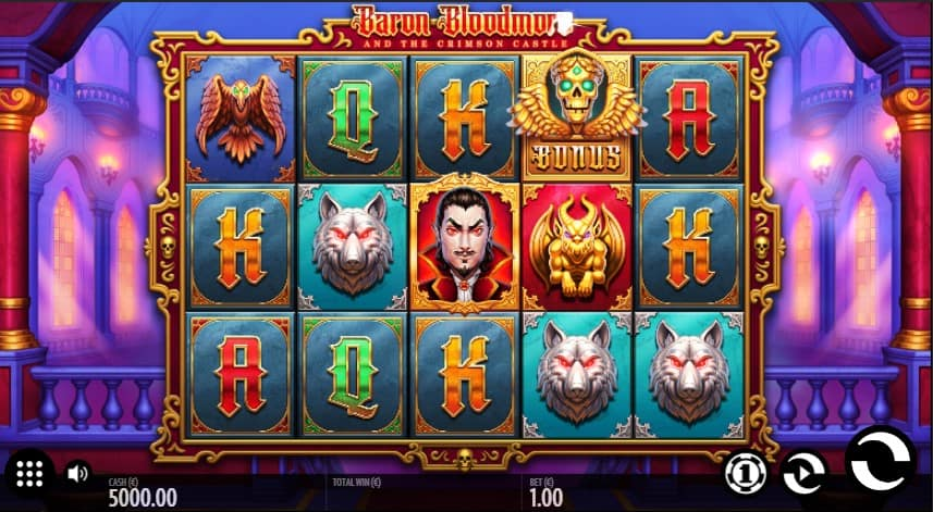 Baron Bloodmore and the Crimson Castle screenshot 2
