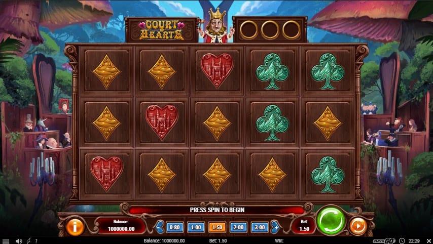Court of Hearts screenshot 2