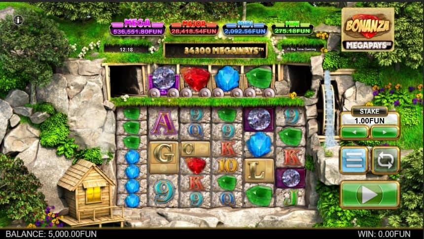 Bonanza Megapays Slot Machine - Free Play & Review 10