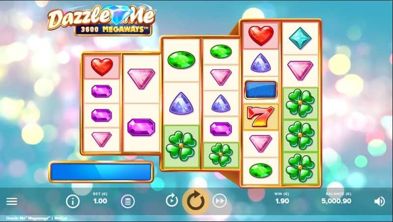 Dazzle Me Megaways Slot Machine - Free Play & Review 3
