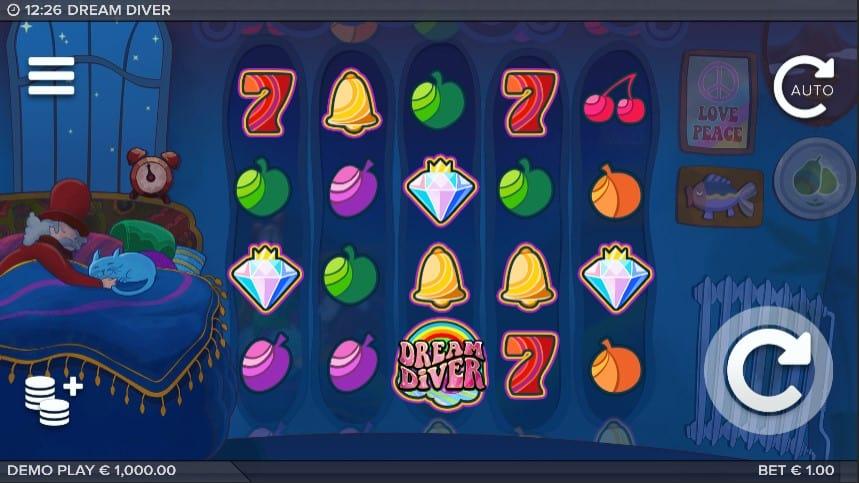 Dream Diver screenshot 2