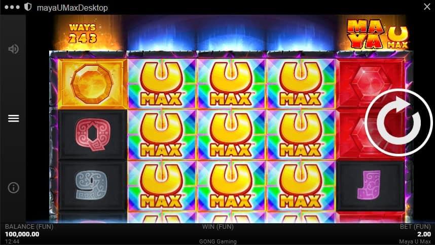 Maya U Max Slot Machine - Free Play & Review 1