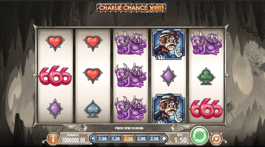 Charlie Chance Slot Machine - Free Play & Review 3