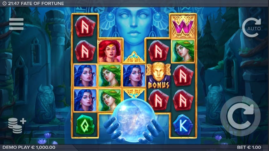 Fate of Fortune Slot Machine - Free Play & Review 3
