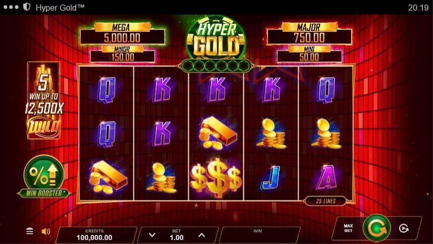 Hyper Gold screenshot 2
