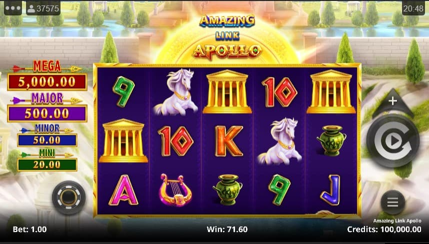 Amazing Link: Apollo  screenshot 2